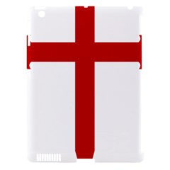 Cross of Saint James Apple iPad 3/4 Hardshell Case (Compatible with Smart Cover)