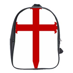Cross of Saint James School Bags (XL)