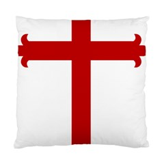Cross of Saint James Standard Cushion Case (Two Sides)