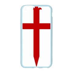 Cross of Saint James Apple Seamless iPhone 6/6S Case (Color)