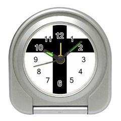 Latin Cross  Travel Alarm Clocks