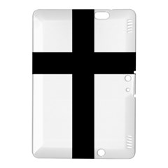Latin Cross  Kindle Fire Hdx 8 9  Hardshell Case