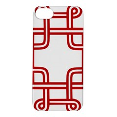 Macedonian Cross Apple iPhone 5S/ SE Hardshell Case