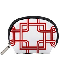 Macedonian Cross Accessory Pouches (Small)