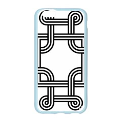 Macedonian Cross Apple Seamless iPhone 6/6S Case (Color)