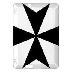 Maltese Cross Kindle Fire HDX Hardshell Case