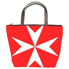 Cross of the Order of St. John  Bucket Bags