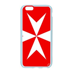 Cross of the Order of St. John  Apple Seamless iPhone 6/6S Case (Color)