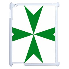 Cross Of Saint Lazarus Apple Ipad 2 Case (white)
