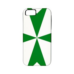 Cross of Saint Lazarus Apple iPhone 5 Classic Hardshell Case (PC+Silicone)