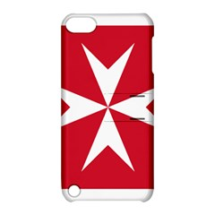Civil Ensign of Malta Apple iPod Touch 5 Hardshell Case with Stand
