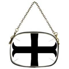 Cross Moline Chain Purses (two Sides)