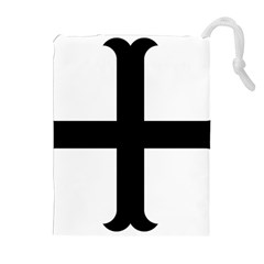 Cross Molin Drawstring Pouches (Extra Large)
