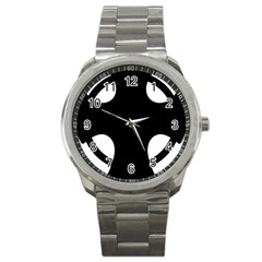 Cross of Novgorod Sport Metal Watch