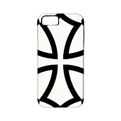 Occitan Cross\ Apple iPhone 5 Classic Hardshell Case (PC+Silicone)