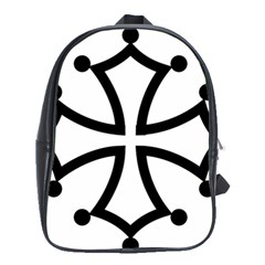 Occitan Cross School Bags(Large)