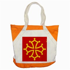 Flag of Occitania Accent Tote Bag