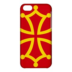 Flag of Occitania Apple iPhone 5C Hardshell Case
