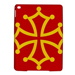 Flag of Occitania iPad Air 2 Hardshell Cases