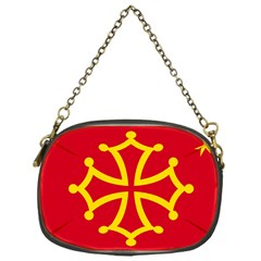 Flag Of Occitaniah Chain Purses (One Side)