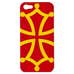 Flag Of Occitaniah Apple iPhone 5 Hardshell Case