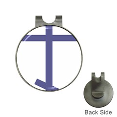 Orthodox Cross  Hat Clips with Golf Markers