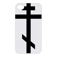 Orthodox Cross  Apple iPhone 4/4S Premium Hardshell Case