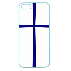 Byzantine Cross  Apple Seamless iPhone 5 Case (Color)