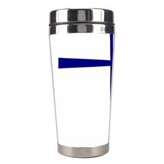 Byzantine Cross  Stainless Steel Travel Tumblers