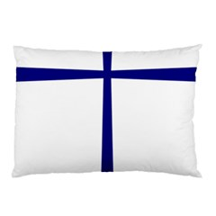 Byzantine Cross  Pillow Case (Two Sides)