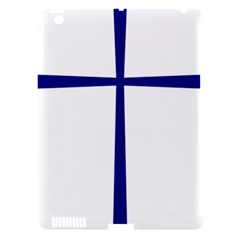 Byzantine Cross  Apple iPad 3/4 Hardshell Case (Compatible with Smart Cover)