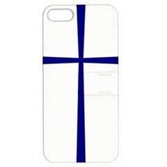 Byzantine Cross  Apple iPhone 5 Hardshell Case with Stand