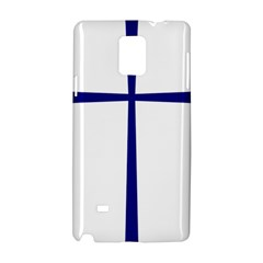 Byzantine Cross  Samsung Galaxy Note 4 Hardshell Case