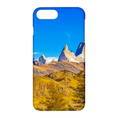 Snowy Andes Mountains, El Chalten, Argentina Apple Iphone 7 Plus Hardshell Case