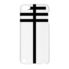 Papal Cross  Apple Ipod Touch 5 Hardshell Case