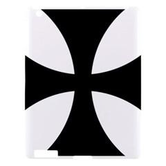 Cross Patty  Apple iPad 3/4 Hardshell Case