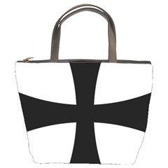 Cross Patty Bucket Bags