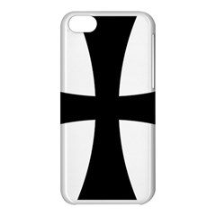 Cross Patty Apple iPhone 5C Hardshell Case