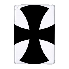 Cross Patty  Apple iPad Mini Hardshell Case (Compatible with Smart Cover)
