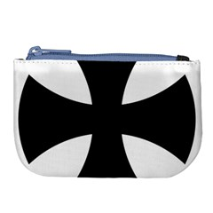 Cross Patty  Large Coin Purse