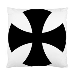 Cross Patty Standard Cushion Case (Two Sides)