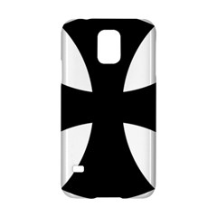 Cross Patty Samsung Galaxy S5 Hardshell Case