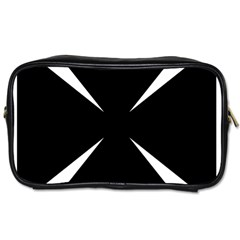 Cross Patty  Toiletries Bags