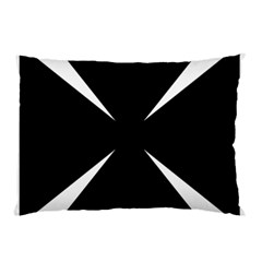 Cross Patty  Pillow Case (Two Sides)