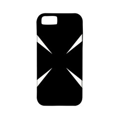 Cross Patty  Apple iPhone 5 Classic Hardshell Case (PC+Silicone)