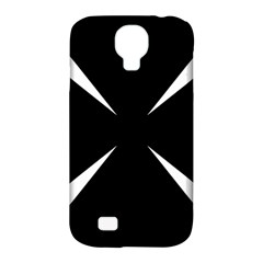 Cross Patty  Samsung Galaxy S4 Classic Hardshell Case (PC+Silicone)