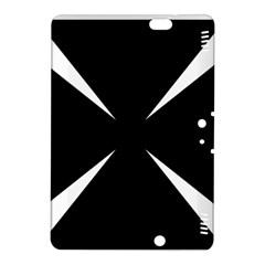 Cross Patty  Kindle Fire HDX 8.9  Hardshell Case