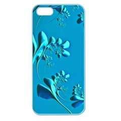 Amazing Floral Fractal A Apple Seamless iPhone 5 Case (Color)
