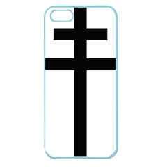Patriarchal Cross Apple Seamless Iphone 5 Case (color)