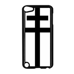 Patriarchal Cross Apple Ipod Touch 5 Case (black)